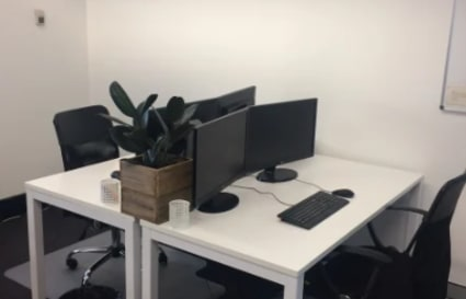 Co-working desks in Bondi Junction