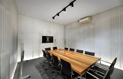12 Person boardroom in Richmond