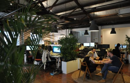Coworking Desks in Chippendale
