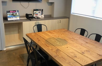 Coworking desks in Artarmon up to 2 people