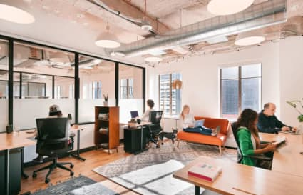 Private office space for 5
