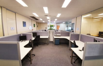 Extended EOFY Special on Serviced Office Corner Workstations
