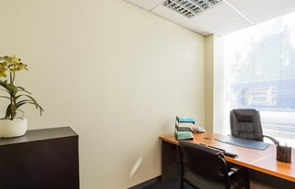 Internal private office space for 2