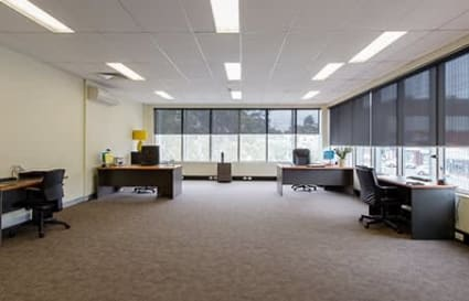 External private office space for up to 8