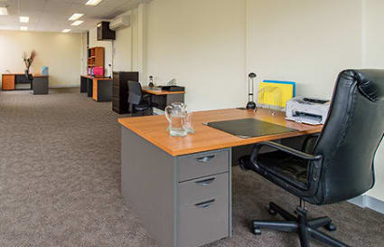 Internal private office space for up to 5