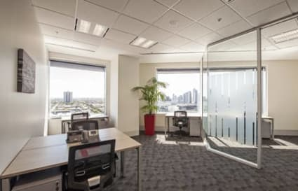 Internal private office space
