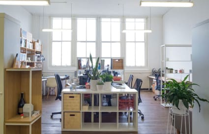Studio space available in Surry Hills creative office