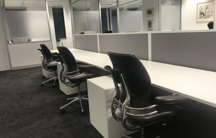 Coworking Desks for up to 8 people in Sydney for $700 desk / month / + gst