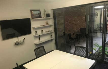 Meeting Room for up to 8