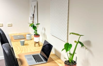 Private offices + Private patio in East Melbourne