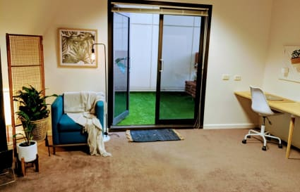 Private Offices + Private Patio 2, 3min walk from Parliament Station