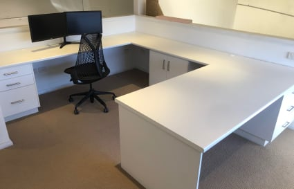 2 Dedicated desks in shared office in Caringbah (Use of Studio included)