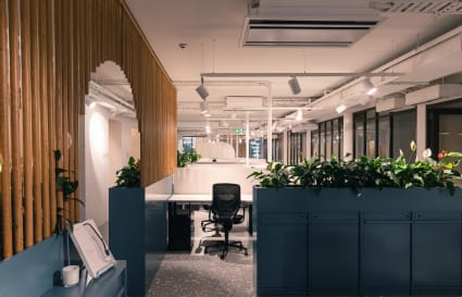 Office suite in Newstead
