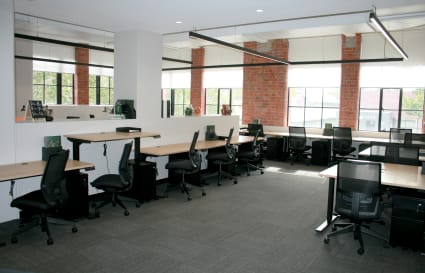32 Person Office Suite