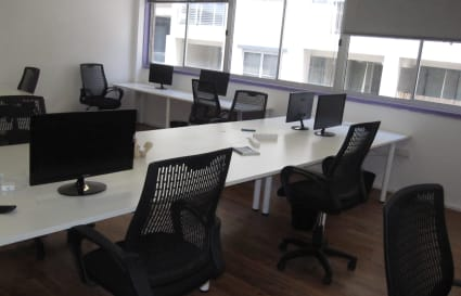 Private office 90 sqm for up to 24