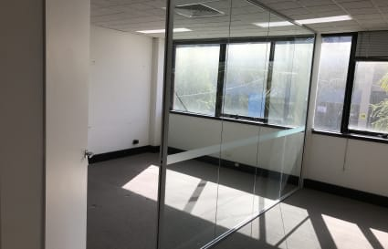 Private office for up to 20