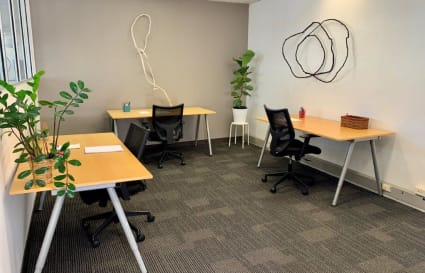 Private offices in Neutral Bay
