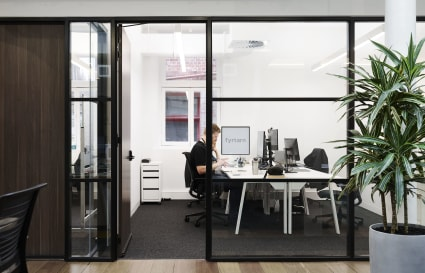 18 Person private office