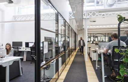 14 Person private office