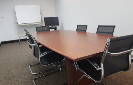 Meeting rooms in Adelaide terrace, Perth