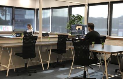 Coworking desks in Erina