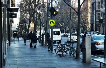 Coworking desks in Melbourne