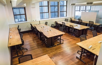 Dedicated Desks in Creative Tech Hub