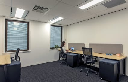 Suite office for up to 3
