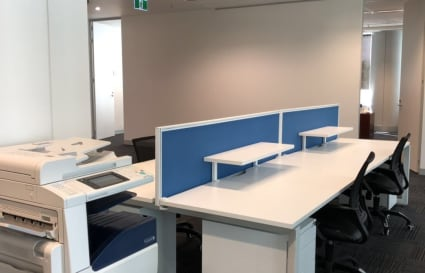 Coworking dedicated desks in Chatswood
