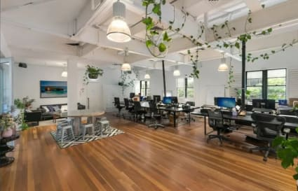 Beautiful Modern Co-Working Office Space in Paddington w/ all amenities