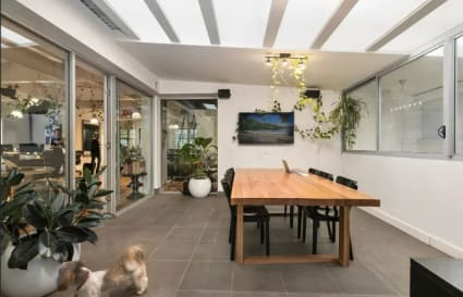 Beautiful Modern Meeting Space in Paddington w/ all amenities