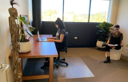 Creative co-working - Private studio for up to 4 people
