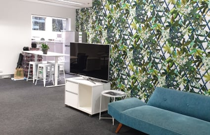 Co-working desks in Melbourne