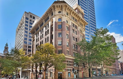 Shared office in Sydney CBD