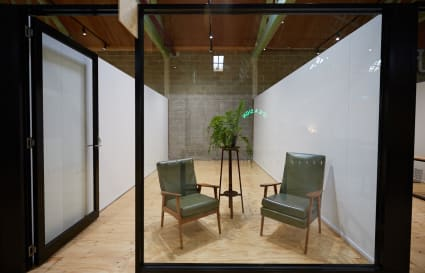 20sqm private office with shared facilities in iconic Brunswick building