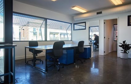 Creative digital studio in Fitzroy for up to 4
