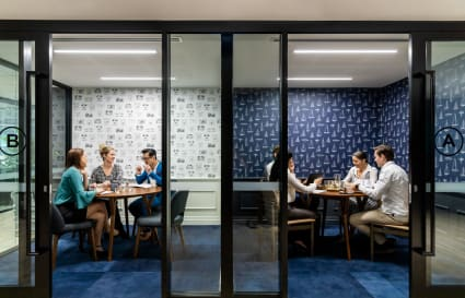 29 Person External Office Space with Natural Light