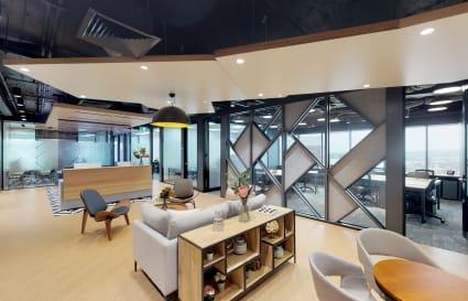 16 Person External Standard Office