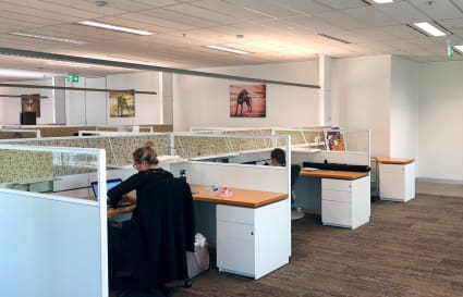 Coworking Desk In Chatswood