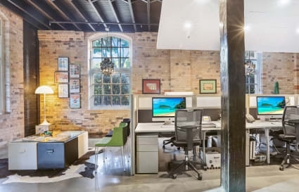 CoWork - London Woolstores