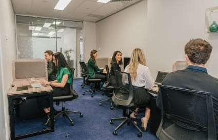 $450 Dedicated Desk | Centre of Parramatta