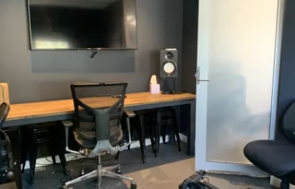 Modern Podcasting & Production Room in Paddington