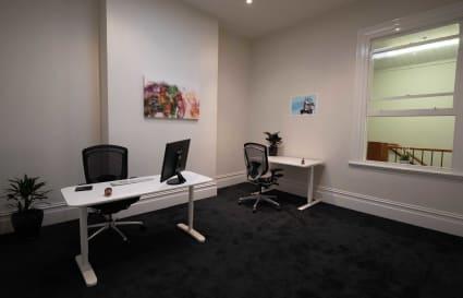 Private Office in Nicholson Village, Carlton North