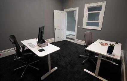 2 Person Private Offices in Nicholson Village, Carlton
