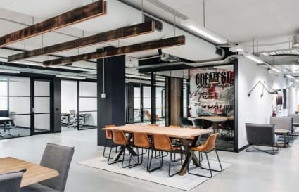 Private Office Space for 10 + Great Community