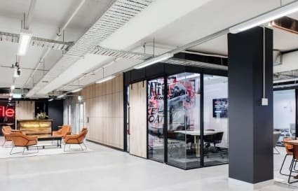 Private Office Space for 13 + Great Community
