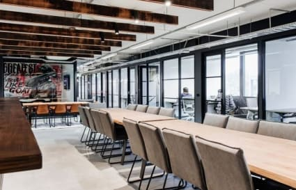 Private Office Space for 21 + Great Community