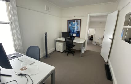 2 Person Office located on The Corso in Manly