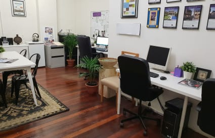 Office share/co working/hot desk weekly, monthly or permanent in Double Bay