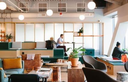 5 Desk Private Office